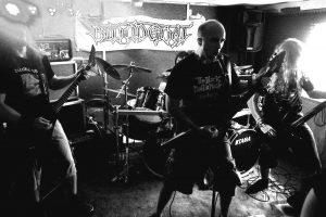 Bloodgoat Rehearsal Room Gig, Rodgau (2016)