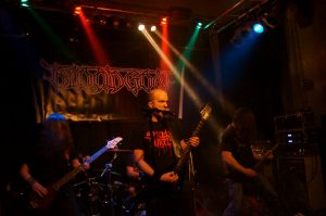 Bloodgoat at Moshpit, Flörsheim (2017)