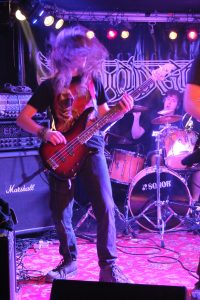 Bloodgoat at Jazzkeller, Hofheim (2018)